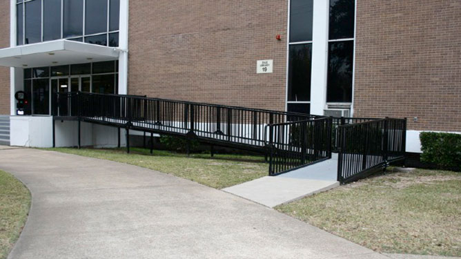 Handicap Building Access