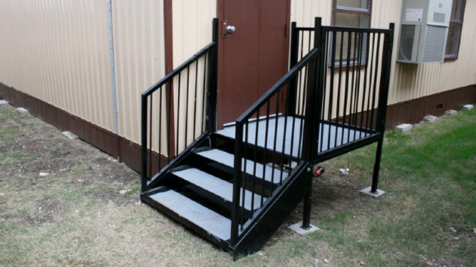 Wheelchair Ramps For Stairs